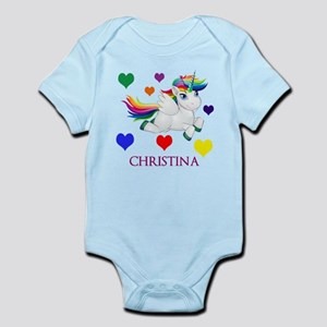 Unicorn Make Personalized Body Suit